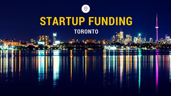 Startup Funding Toronto