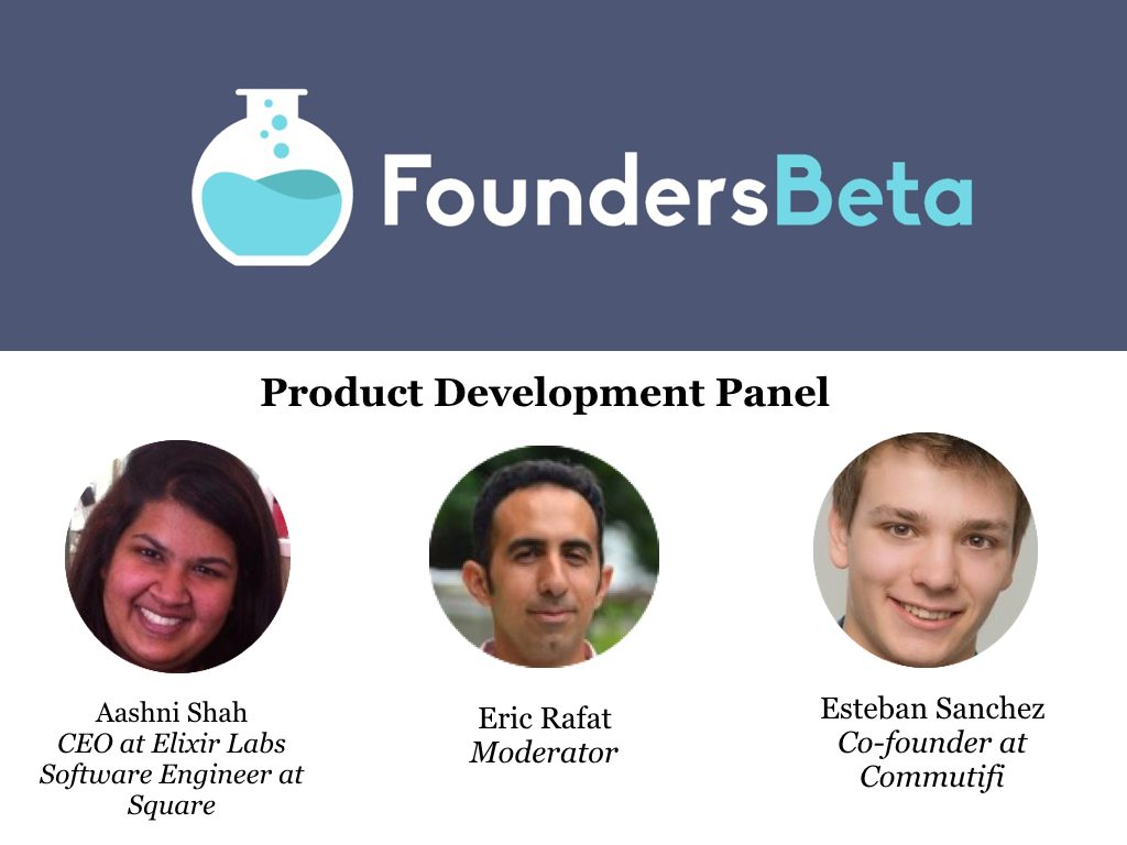 Startup Panel Product Development