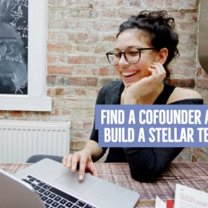 How to Find a Cofounder