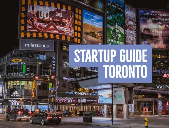 Startup Guide Toronto