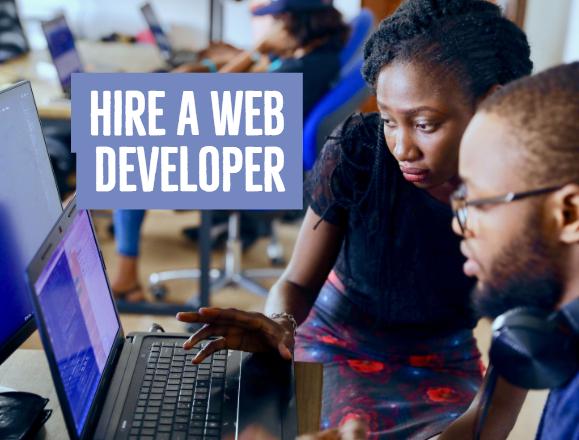 Hire a Web Developer