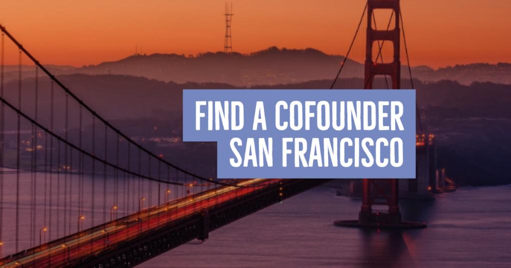 Cofounder San Francisco