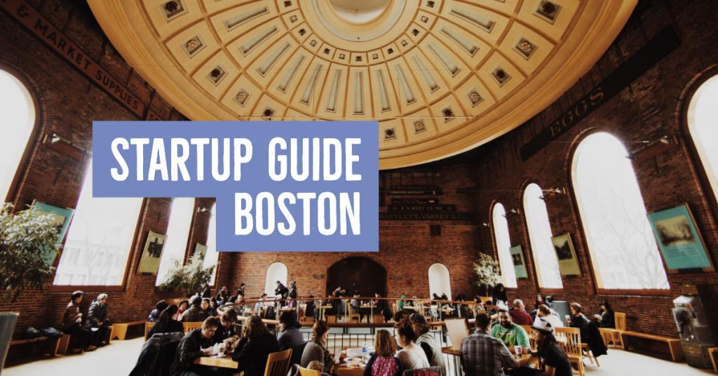 Boston Startup Guide