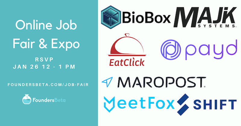 Job Fair & Expo Online
