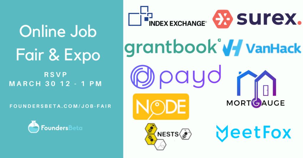 Job Fair Hiring Companies List