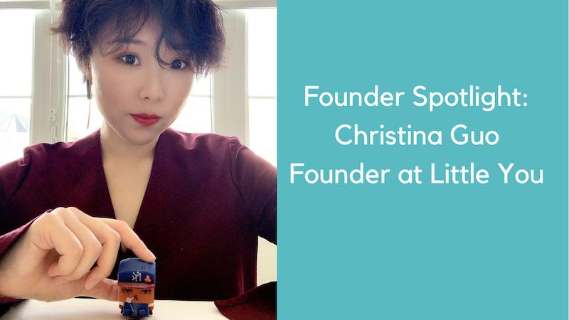 Founder Spotlight Christina Guo