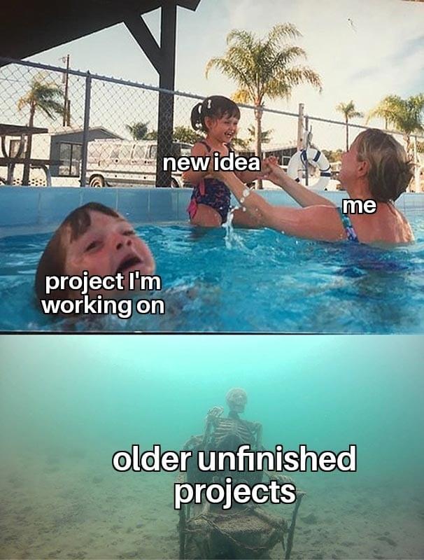 Entrepreneur Meme New Idea