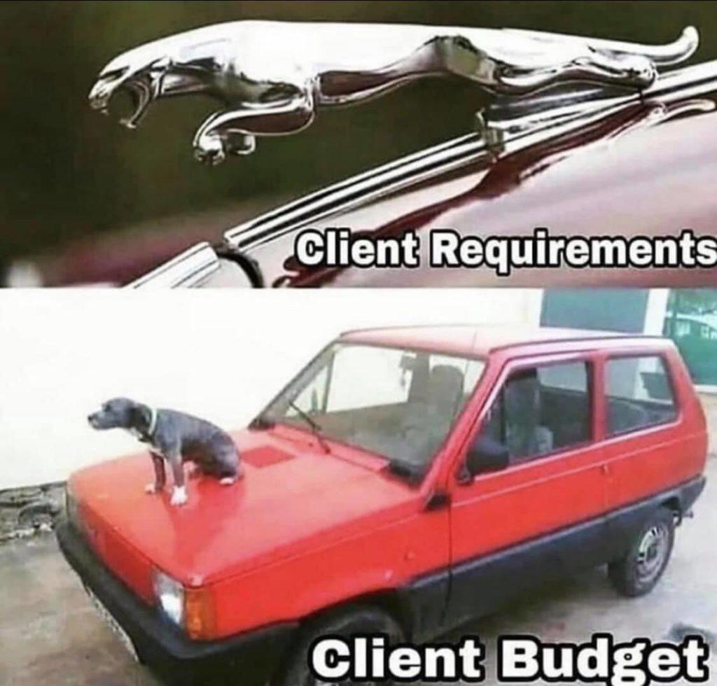 Freelance Meme