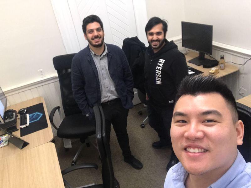 Toronto Startups BioBox Team