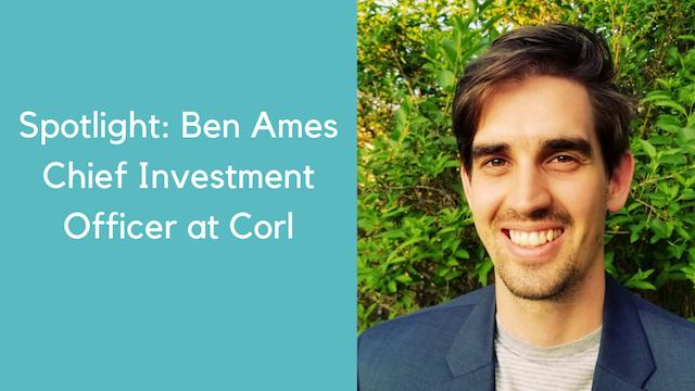 Founder Spotlight Ben Ames