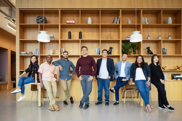 Toronto Startups Perch Team