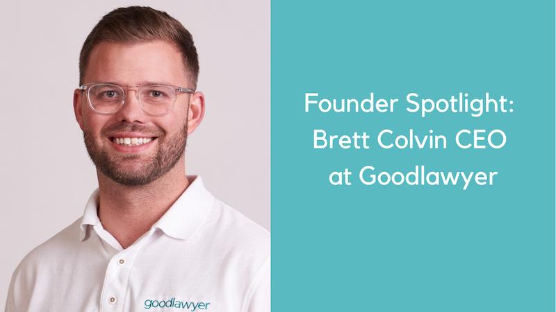 Founder Spotlight Brett Colvin