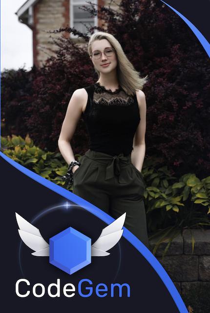Waterloo Startups CodeGem Stephanie Mills